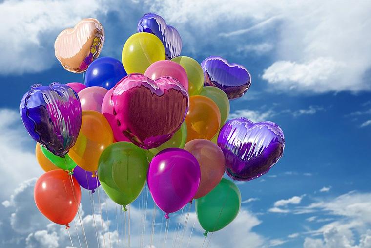 Gas für Schweißen, Heizen und Ballons